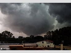 Large tornado in San VitoBorgo Hermada, CNTRL Italy on