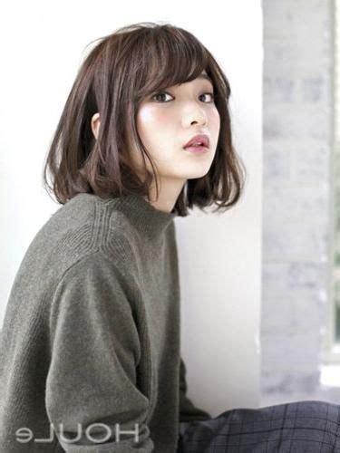 korean short hairstyles photo gallery of cute korean short