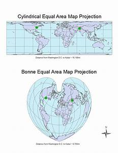Geography 7 Lab  James Poss  Lab 5  Projections In Arcgis