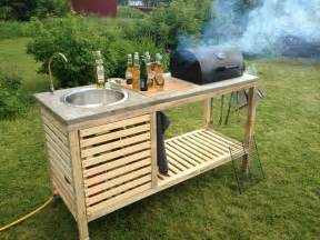 cheap portable kitchen island 10 outdoor kitchen plans turn your backyard into