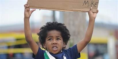 Ferguson Protest Parents Kid Justice Missouri