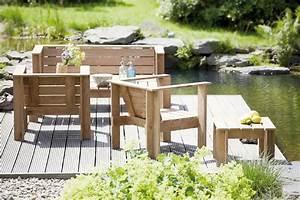 Loungemöbel Holz Outdoor : loungem bel outdoor holz neuesten design kollektionen f r die familien ~ Indierocktalk.com Haus und Dekorationen