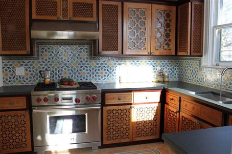 moroccan kitchen  fabulous tips  decorating ideas