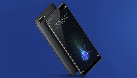 vivo    display fingerprint sensor  launch