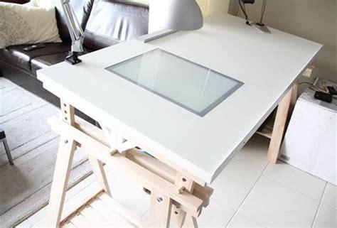 Ikea Drafting Table Desk   Home Design Ideas