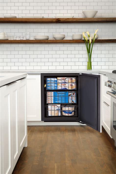 undercounter kitchen sinks undercounter freezer for residential pros 3024