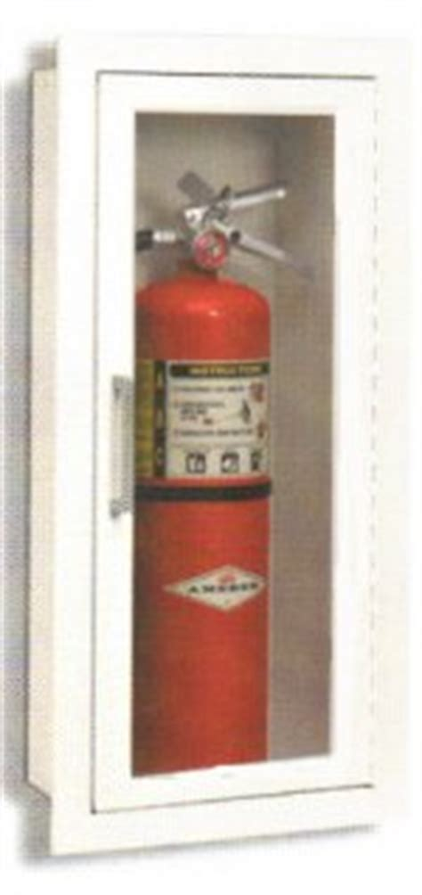 Jl Industries Ambassador Series Fire Extinguisher Cabinet by Beco Cabinets