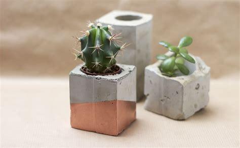 Basteln Mit Zement by Basteln Mit Zement Vasen Oder Blument 246 Pfe At