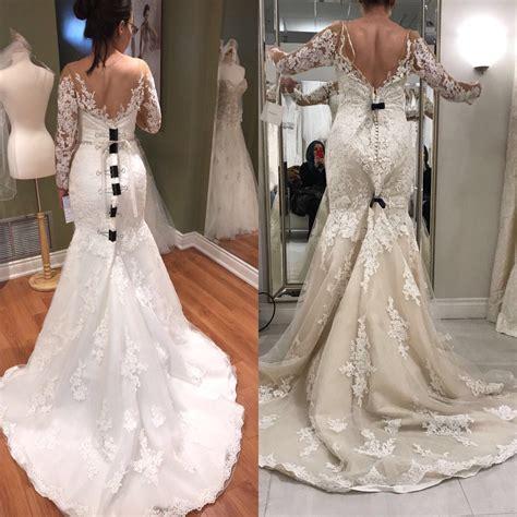 white  ivory wedding gown wedding ideas