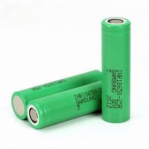 Samsung 25r 18650 Inr Li-ion Battery