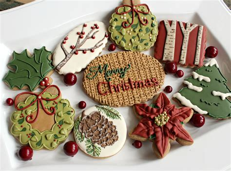 country christmas cookies the sweet adventures of sugar