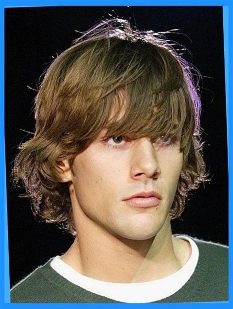 Medium Length Hairstyles For Boys by Best 20 Boy Hairstyles Ideas On Boy