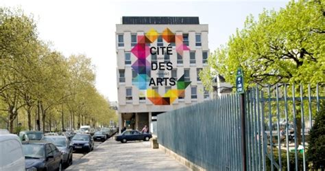 artist  residence program cite internationale des arts