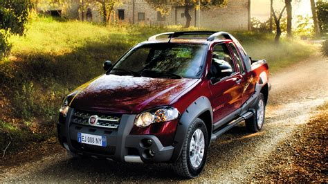 Fiat Wallpapers by Fiat Strada Hd Wallpaper And Background Image