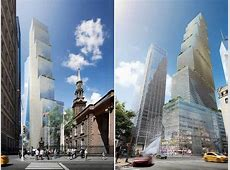 10 buildings that will change the New York City skyline by