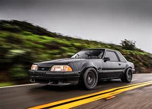 No Reserve: Modified 1988 Ford Mustang SSP 5.0 for Charity for sale on BaT Auctions - sold for ...