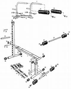 Looking For Stamina Model Gym 1000 Weight System Repair