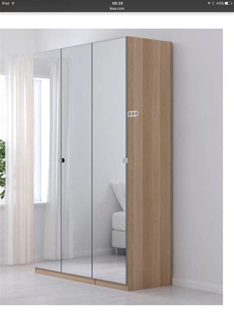 Mirrored Wardrobes For Sale by Ikea Pax 6 Door Mirrored Wardrobe In Durham County