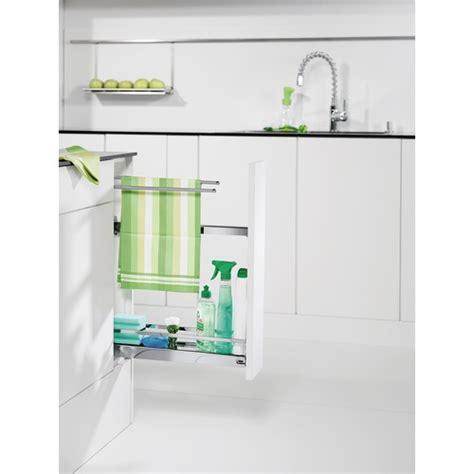 rangement torchons cuisine porte rideau coulissant pour meuble maison design