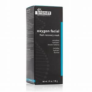 Dr  Brandt Oxygen Facial Flash Recovery Mask