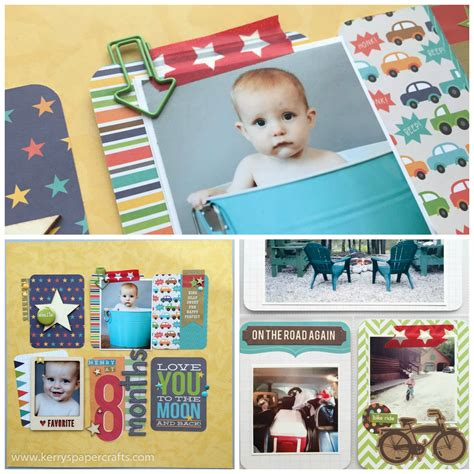 scrapbook ideas  beginners examples  forms