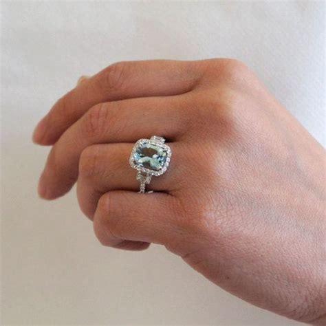 18k White Gold 10x8 Cushion Cut Diamond Halo Three By. Sagittarius Rings. Personalised Rings. East West Engagement Rings. Titan Wedding Rings. Metal Band Wedding Rings. Black Band Rings. Third Eye Rings. Summer Rings