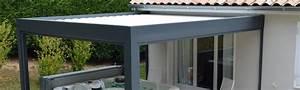 Fabriquer Une Pergola En Alu : structure pour pergola en aluminium nos conseils d ~ Edinachiropracticcenter.com Idées de Décoration