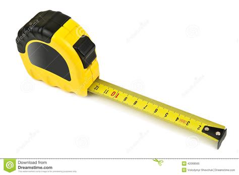Home Design Game Tape Measure : Yellow Measuring Tape Stock Image. Image Of Measurement