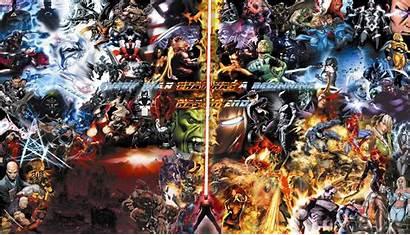 Dc Comics Wallpapers Comic Marvel Heroes Caracters
