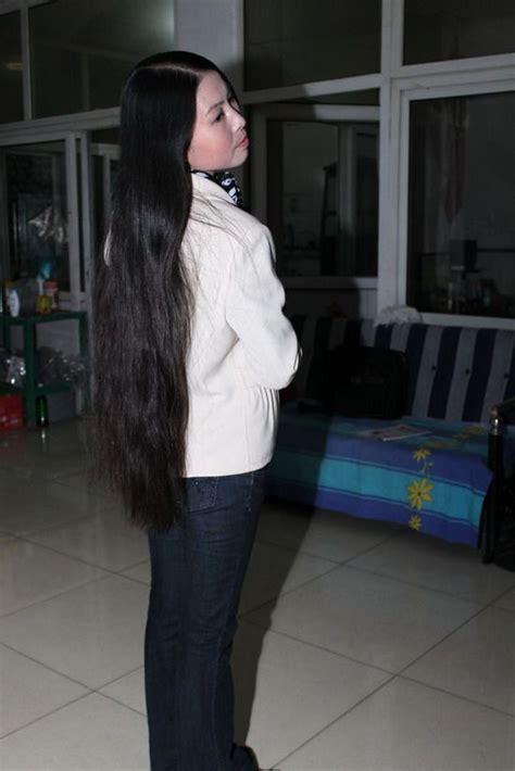 hip length long hair  beijing chinalonghaircom