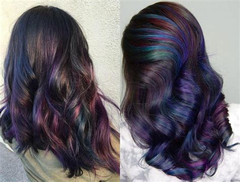 Hair Coloring For Brunettes by Slick Hair Colors Pastel For Brunettes Hairstyles