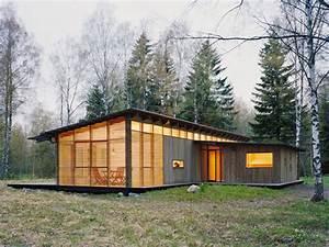 Wood Cabin House Modern Design Homes Modern Log Cabin