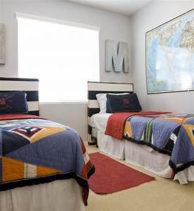 Twin Boys Bedroom Ideas - Decor IdeasDecor Ideas