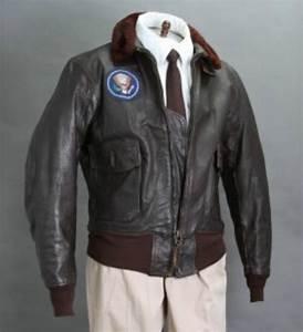 JFKs Leather Bomber Jacket Up For Sale