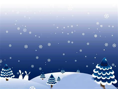Background Winter Template by Free Winter Day Backgrounds For Powerpoint