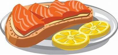 Salmon Sandwich Clip Vector Illustrations Similar Graphics