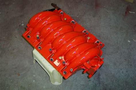 paint  ls intake manifold lstech camaro