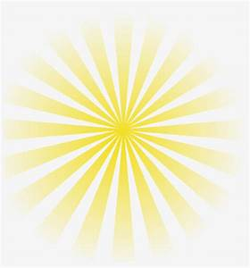Light Rays From The Sun - Sun Rays Png PNG Image ...