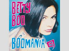 Betty Boo Boomania Deluxe Edition album review