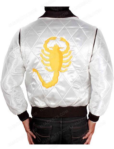 ryan gosling scorpion drive jacket shop  confidence