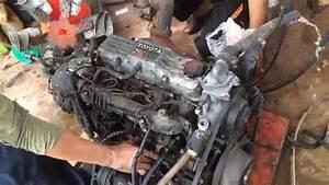 Forklift Engine Toyota 2dz