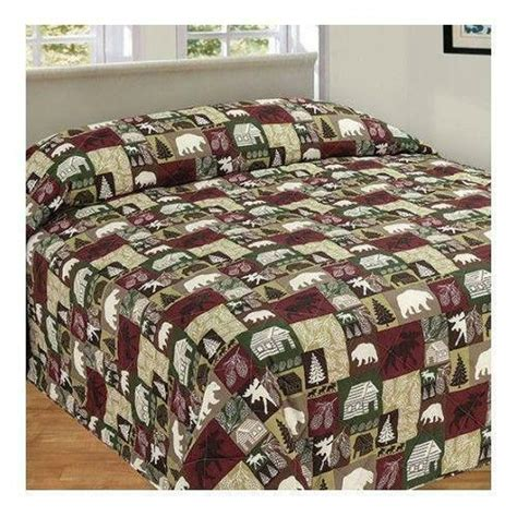 cabin bedding log cabin bedding ebay