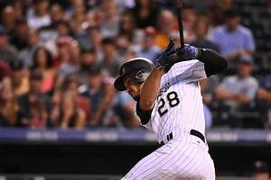 Marquez makes history, Rox beat Cards 11-1 – BSN Denver