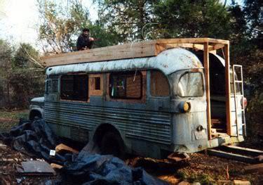 roof deck structure question school bus conversion resources