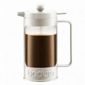 Machine À Café À Piston : cafeti re piston bodum bean cr me 1l cuill re doseuse coffee webstore ~ Melissatoandfro.com Idées de Décoration