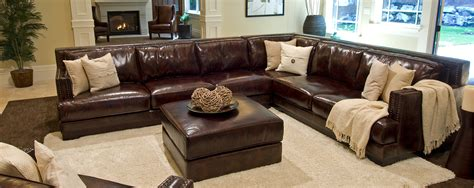furniture sectional couches oversized leather sectional sofa imgkid com the