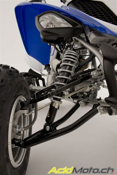 700 raptor fiche technique le yamaha yfm 700 raptor 2013 revient 224 la charge 187 acidmoto ch le site suisse de l