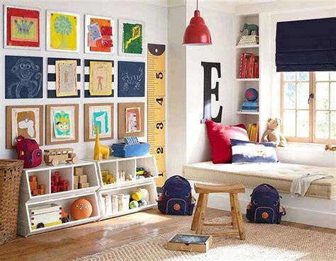 35 Adorable Kids Playroom Ideas