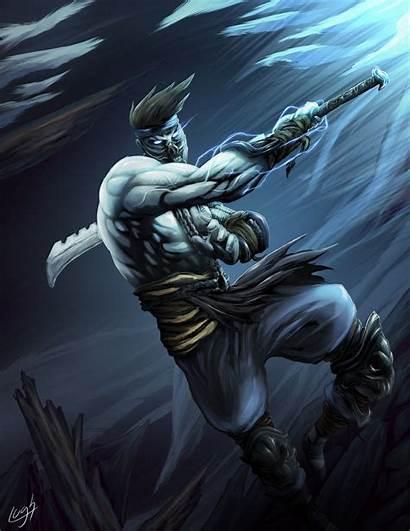 Jago Shadow Killer Instinct Drawing Moves Wallpapersafari