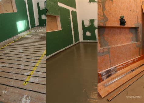 Bathroom Tile Heated Floor